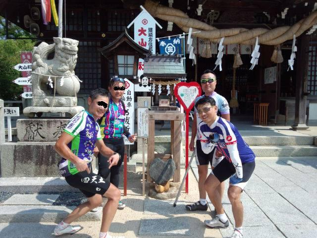 大山神社 因島